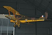 De Havilland DH 82A Tiger Moth II  N39DH 85674 National Museum of the United States Air Force Dayton, Ohio / USA (Wright-Patterson AFB) 2012-01-11, Photo by: Karsten Palt