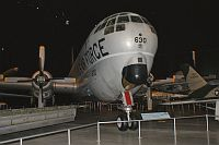 Boeing KC-97L Stratofreighter United States Air Force (USAF) 52-2630 16661 National Museum of the United States Air Force Dayton, Ohio / USA (Wright-Patterson AFB) 2012-01-11, Photo by: Karsten Palt