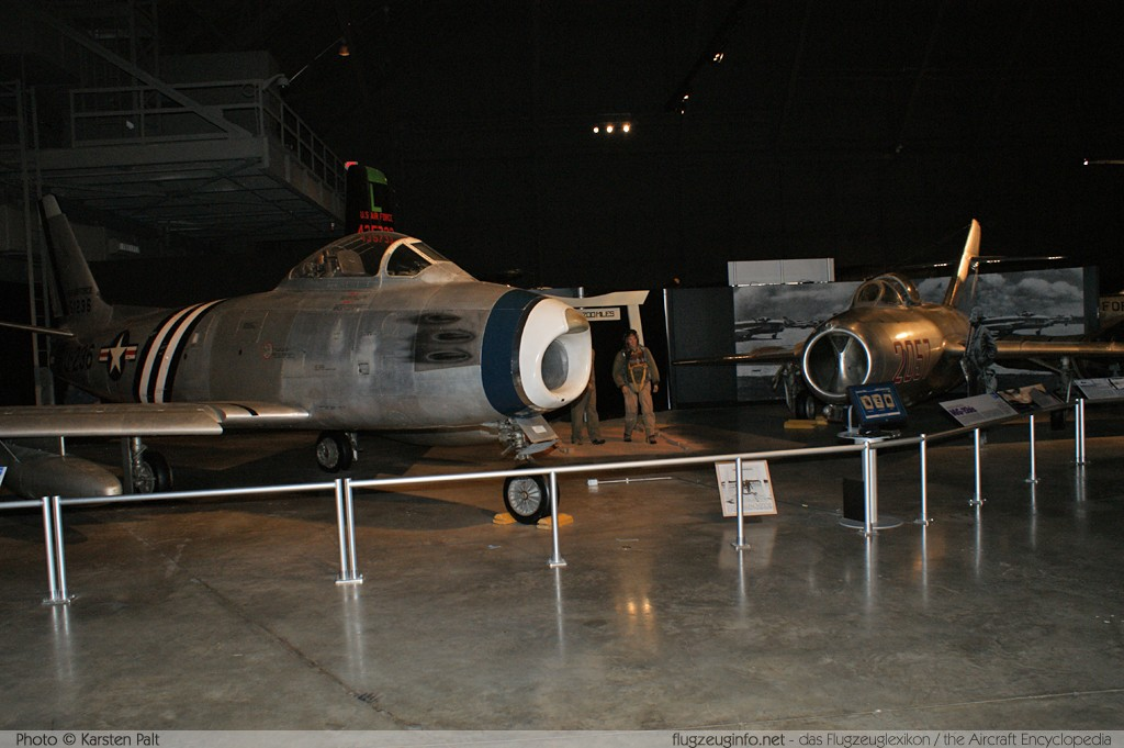 National Museum of the United States Air Force Dayton, Ohio / USA (Wright-Patterson AFB) 2012-01-11 � Karsten Palt, ID 5526