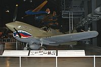 Curtiss P-40E Kittyhawk, United States Army Air Forces (USAAF), AK987, c/n 18731,© Karsten Palt, 2012