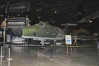 McDonnell RF-101C Voodoo United States Air Force (USAF) 56-0166 127 National Museum of the United States Air Force Dayton, Ohio / USA (Wright-Patterson AFB) 2012-01-11, Photo by: Karsten Palt