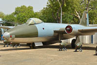 English Electric / BAC Canberra, Indian Air Force, 1F907, c/n EEP71548,© Arjun Sarup, 2014