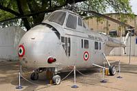 Sikorsky Aircraft S-55 (H-19 Chickasaw), Indian Air Force, IZ1590, c/n 55-1077,© Arjun Sarup, 2012