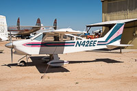 Bede BD-4  N42EE 382 Pima Air and Space Museum Tucson, AZ 2015-06-03, Photo by: Karsten Palt