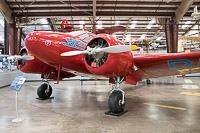 Beech S18D  CF-BKN 177 Pima Air and Space Museum Tucson, AZ 2015-06-03, Photo by: Karsten Palt