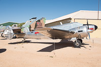Beech UC-45J Expeditor United States Army 29646 N-1082 Pima Air and Space Museum Tucson, AZ 2015-06-03, Photo by: Karsten Palt