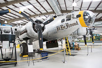 Boeing B-17G Flying Fortress (299P) United States Army Air Forces (USAAF) 44-85828 8737 Pima Air and Space Museum Tucson, AZ 2015-06-03, Photo by: Karsten Palt