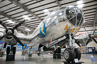 Boeing B-29 Superfortress United States Army Air Forces (USAAF) 44-70016 10848 Pima Air and Space Museum Tucson, AZ 2015-06-03, Photo by: Karsten Palt
