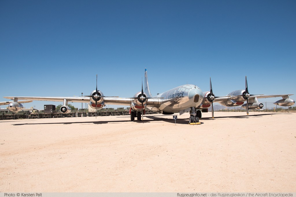 Boeing KB-50J Superfortress United States Air Force (USAF) 49-0372 16148 Pima Air and Space Museum Tucson, AZ 2015-06-03 � Karsten Palt, ID 10921