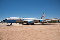 Boeing VC-137B (707-153B) United States Air Force (USAF) 58-6971 17926 / 40 Pima Air and Space Museum Tucson, AZ 2015-06-03, Photo by: Karsten Palt
