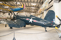 Chance-Vought F4U-4 Corsair United States Marine Corps (USMC) 97142 9296 Pima Air and Space Museum Tucson, AZ 2015-06-03, Photo by: Karsten Palt