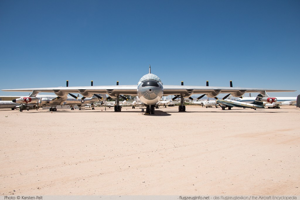 Convair B-36J Peacemaker United States Air Force (USAF) 52-2827 383 Pima Air and Space Museum Tucson, AZ 2015-06-03 � Karsten Palt, ID 10959
