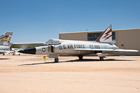 Convair F-102A Delta Dagger United States Air Force (USAF) 56-1393 8-10-340 Pima Air and Space Museum Tucson, AZ 2015-06-03, Photo by: Karsten Palt