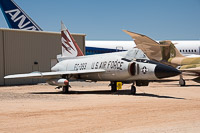 Convair F-102A Delta Dagger, United States Air Force (USAF), 56-1393, c/n 8-10-340,© Karsten Palt, 2015