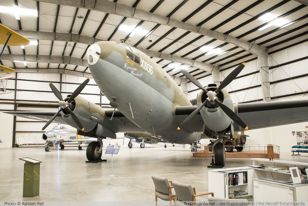 Curtiss-Wright C-46D Commando United States Air Force (USAF) 44-77635 33031 Pima Air and Space Museum Tucson, AZ 2015-06-03 � Karsten Palt, ID 10974