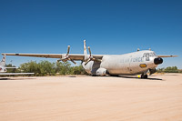 Douglas C-133B Cargomaster United States Air Force (USAF) 59-0527 45578 Pima Air and Space Museum Tucson, AZ 2015-06-03, Photo by: Karsten Palt