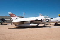 Douglas F-6A Skyray  United States Navy 134748 10342 Pima Air and Space Museum Tucson, AZ 2015-06-03, Photo by: Karsten Palt