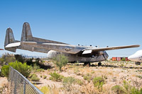 Fairchild C-119C Flying Boxcar, United States Air Force (USAF), 49-0157, c/n 10394,© Karsten Palt, 2015