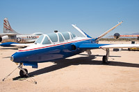 Fouga CM170 Magister  N492FM 492 Pima Air and Space Museum Tucson, AZ 2015-06-03, Photo by: Karsten Palt