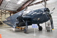 Grumman / Eastern Aircraft TBM-3E Avenger United States Navy 69472 2211 Pima Air and Space Museum Tucson, AZ 2015-06-03, Photo by: Karsten Palt