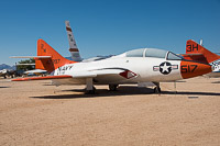 Grumman TF-9J Cougar United States Navy 147397  Pima Air and Space Museum Tucson, AZ 2015-06-03, Photo by: Karsten Palt