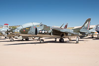 Hawker-Siddeley / BAe TAV-8A Harrier United States Marine Corps (USMC) 159382  Pima Air and Space Museum Tucson, AZ 2015-06-03, Photo by: Karsten Palt