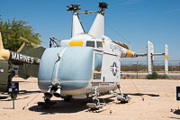 Kaman HH-43F Huskie United States Air Force (USAF) 62-4531 157 Pima Air and Space Museum Tucson, AZ 2015-06-03, Photo by: Karsten Palt
