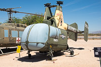 Kaman OH-43D Huskie United States Marine Corps (USMC) 139974 21536 Pima Air and Space Museum Tucson, AZ 2015-06-03, Photo by: Karsten Palt