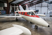 Learjet 23  N88B 23-015 Pima Air and Space Museum Tucson, AZ 2015-06-03, Photo by: Karsten Palt