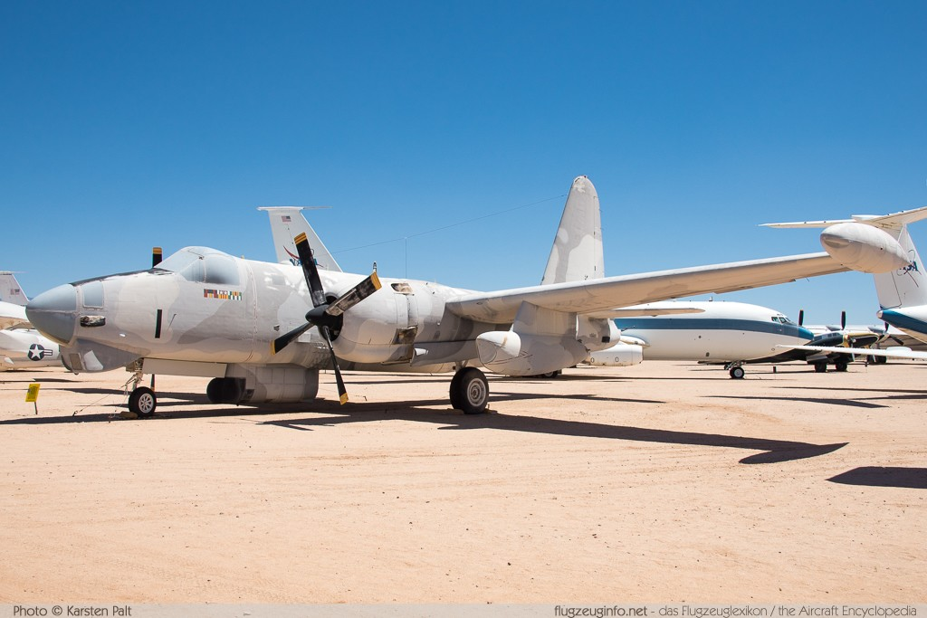 Lockheed AP-2H Neptune United States Navy 135620 726-7052 Pima Air and Space Museum Tucson, AZ 2015-06-03 � Karsten Palt, ID 11079