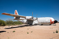 Lockheed / Lockheed Martin C-130D Hercules United States Air Force (USAF) 57-0493 182-3200 Pima Air and Space Museum Tucson, AZ 2015-06-03, Photo by: Karsten Palt