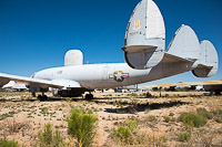 Lockheed EC-121T Warning Star, United States Air Force (USAF), 53-0554, c/n 4369,© Karsten Palt, 2015