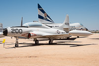 Lockheed T-1A Seastar United States Navy 144200 1080-1104 Pima Air and Space Museum Tucson, AZ 2015-06-03, Photo by: Karsten Palt