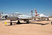 Lockheed T-33A United States Air Force (USAF) 53-6145 580-9766 Pima Air and Space Museum Tucson, AZ 2015-06-03, Photo by: Karsten Palt