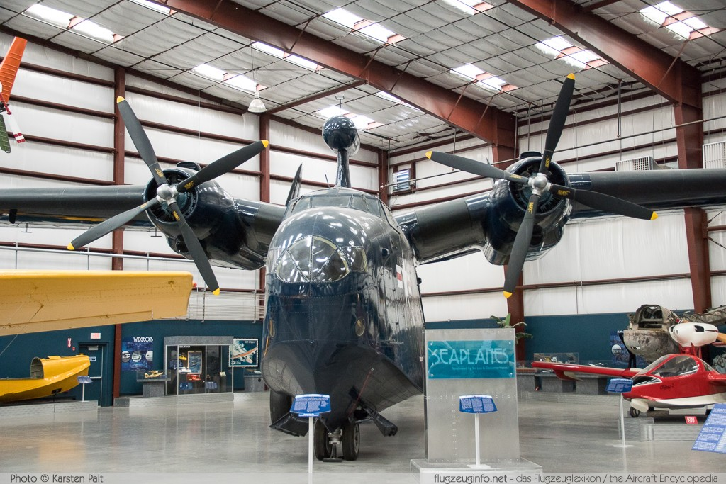 Martin PBM-5A United States Navy 122071  Pima Air and Space Museum Tucson, AZ 2015-06-03 � Karsten Palt, ID 11119