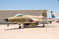 McDonnell RF-101C Voodoo United States Air Force (USAF) 56-0214 230 Pima Air and Space Museum Tucson, AZ 2015-06-03, Photo by: Karsten Palt