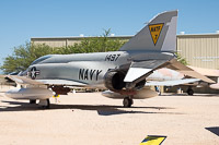 McDonnell YF-4J Phantom II United States Navy 151497 655 Pima Air and Space Museum Tucson, AZ 2015-06-03, Photo by: Karsten Palt