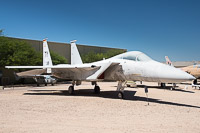McDonnell Douglas F-15A Eagle United States Air Force (USAF) 74-0118 94/A079 Pima Air and Space Museum Tucson, AZ 2015-06-03, Photo by: Karsten Palt