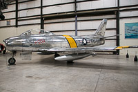 North American F-86E Sabre, United States Air Force (USAF), 50-0600, c/n ,© Karsten Palt, 2015
