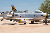 North American F-86H Sabre, United States Air Force (USAF), 53-1525, c/n 203-297,© Karsten Palt, 2015