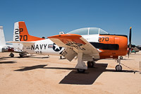 North American T-28C Trojan United States Navy 140481 226-58 Pima Air and Space Museum Tucson, AZ 2015-06-03, Photo by: Karsten Palt