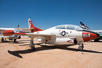 North American T-2C Buckeye United States Navy 157050 332-21 Pima Air and Space Museum Tucson, AZ 2015-06-03, Photo by: Karsten Palt