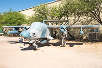 North American Rockwell OV-10D Bronco United States Marine Corps (USMC) 155499 305-110 Pima Air and Space Museum Tucson, AZ 2015-06-03, Photo by: Karsten Palt