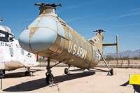Piasecki CH-21C Workhorse United States Army 56-2159 C.321 Pima Air and Space Museum Tucson, AZ 2015-06-03, Photo by: Karsten Palt