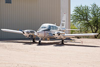 Piper U-11A Aztec (PA-23-250 Aztec B) United States Navy 149067 27-357 Pima Air and Space Museum Tucson, AZ 2015-06-03, Photo by: Karsten Palt