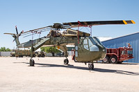 Sikorsky CH-54A Tarhe United States Army 68-18437 64-039 Pima Air and Space Museum Tucson, AZ 2015-06-03, Photo by: Karsten Palt