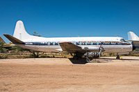 Vickers 744 Viscount  N22SN 40 Pima Air and Space Museum Tucson, AZ 2015-06-03, Photo by: Karsten Palt