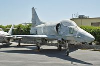 Douglas A-4E Skyhawk United States Navy 151064 13234 Planes of Fame Aircraft Museum Chino, CA 2012-06-12, Photo by: Karsten Palt