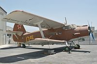 Antonov An-2  NX90400 1G27-22 Planes of Fame Aircraft Museum Chino, CA 2012-06-12, Photo by: Karsten Palt