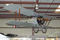 Hanriot HD.1   1398-5934 Planes of Fame Aircraft Museum Chino, CA 2012-06-12, Photo by: Karsten Palt